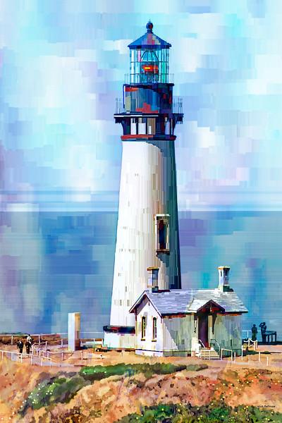 Yaquina Head Lighthouse- Newport, Oregon