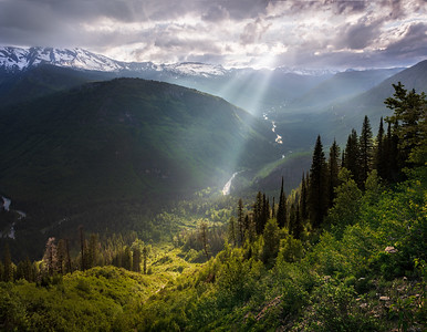 Going to the Sun, Glacier NP
