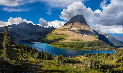 Hidden Lake, Glacier NP