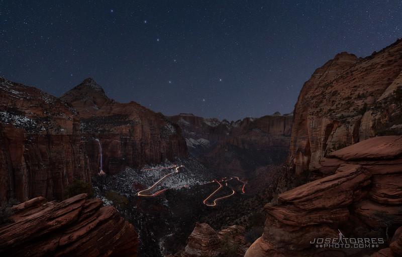 Starry Overlook