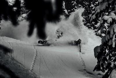 It never snows in Aspen