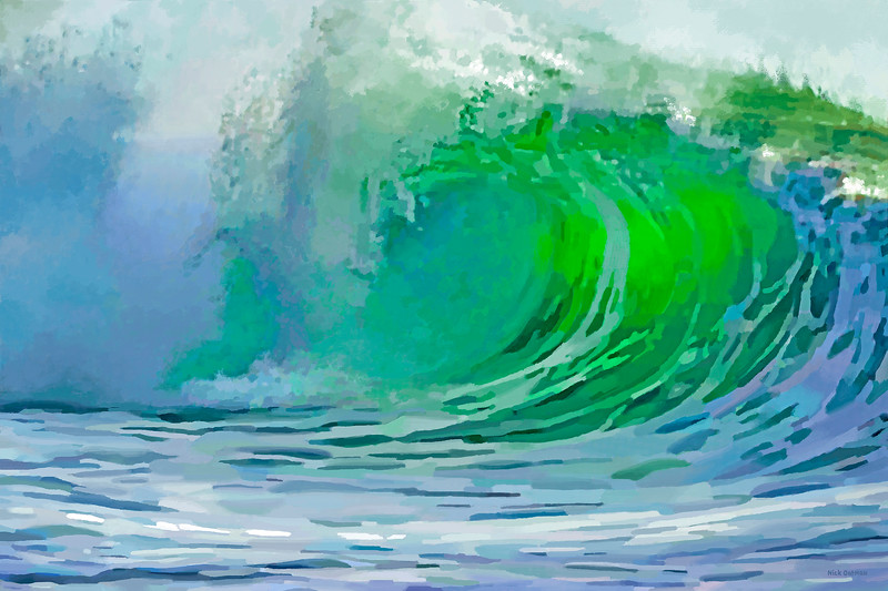 Green Wave 2