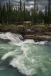 Natural Bridge, Alberta, Canada