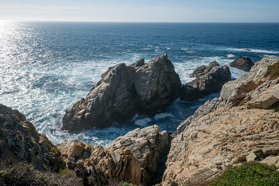 Ocean Views at Point Lobos