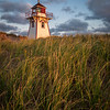 Sunset at Covehead Harbor Lighthouse, Prince Edward Island