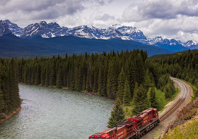 Canadian Pacific, Storm Mountain