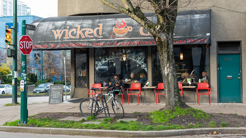 Wicked Cafe