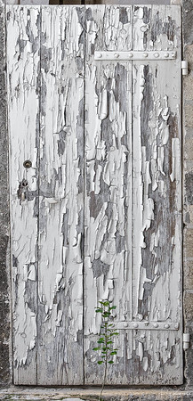 The White Door - Arles, France
