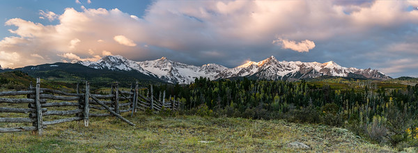 Mt Sneffels Wilderness, Ridgway, CO.