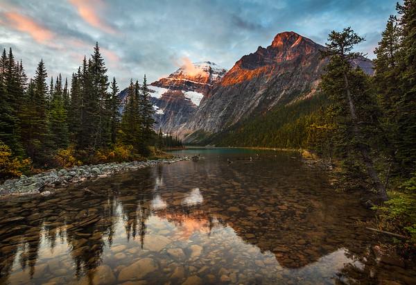 Mt Edith Cavell, Alberta