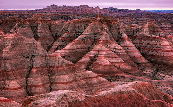 Panorama Point, Badlands SD