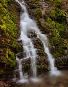 Sarrail Falls, Alberta