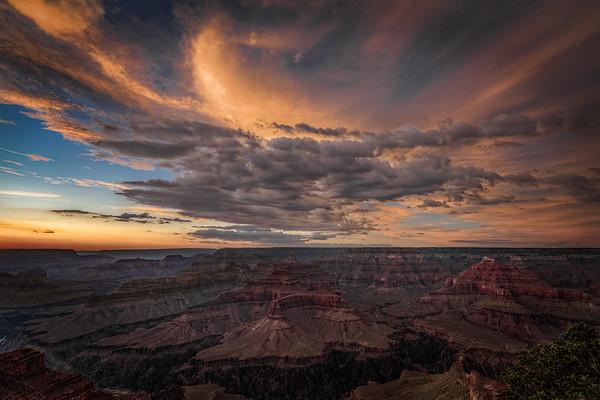 Hopi Sunset
