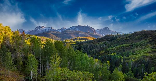 Sneffels Range, CO