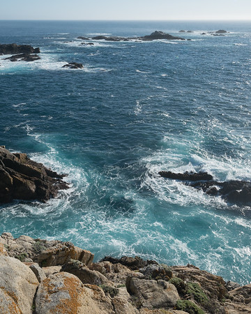 Incredible Water at Point Lobos