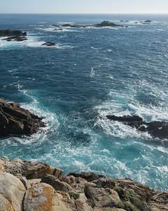 Incredible Water at Point Lobos