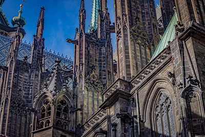 St. Vitus Cathedral – Prague