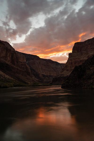 Grand Canyon Sunrise over the Colorado River
