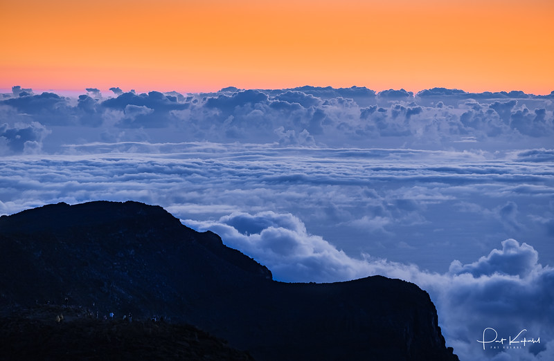 Cloud Crowd-Haleakalā