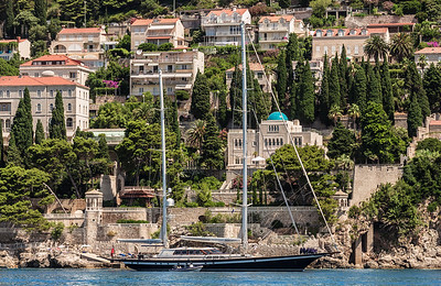 Sailing the Adriatic  – Dubrovnik, Croatia