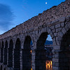 Moonrise – Segovia