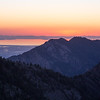 Sunset from the Top of the Wasatch