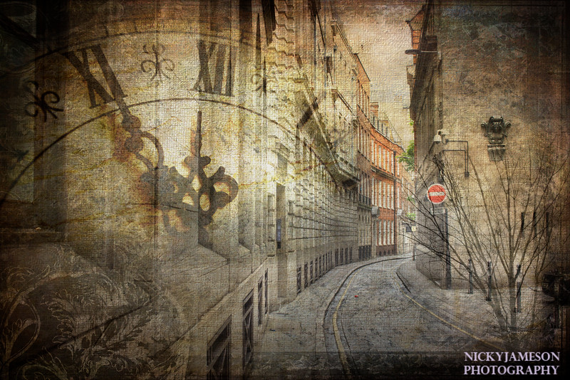 Ironmonger Lane by Nicky Jameson