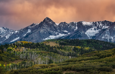 M t Sneffels, Colorado