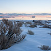 Winter Sunset – Mono Lake