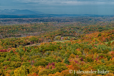 Hudson Valley in Autumn