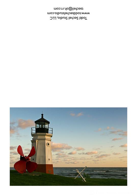 05282008_430 Vermilion Lighthouse - Vermilion, Ohio