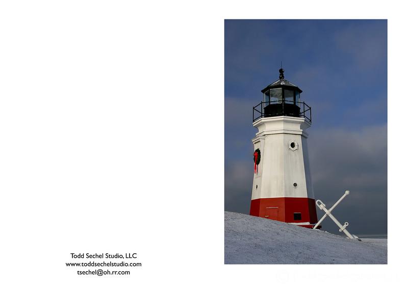 01032008_177 Vermilion Lighthouse (Holiday) - Vermilion, Ohio