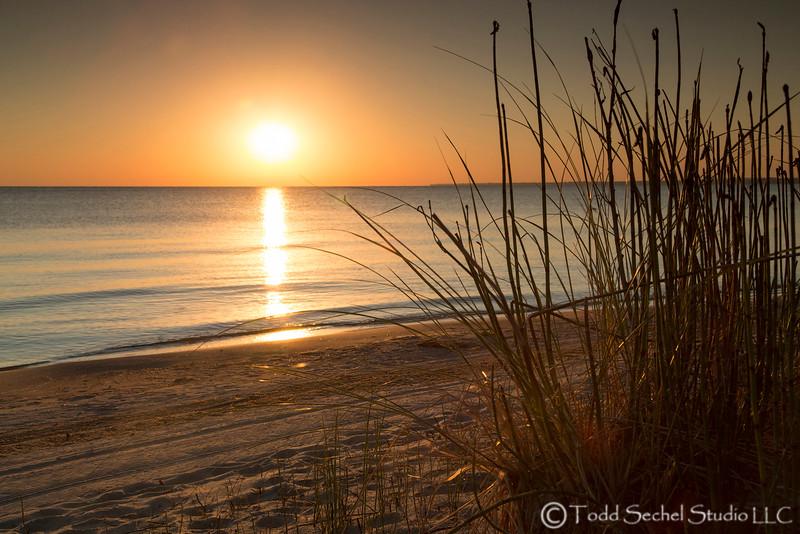 Nickel Plate Beach Sunrise - Huron, Ohio    Jul312015_6217