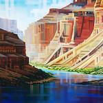 A Canyon of Colors- Grand Canyon National Park, Arizona