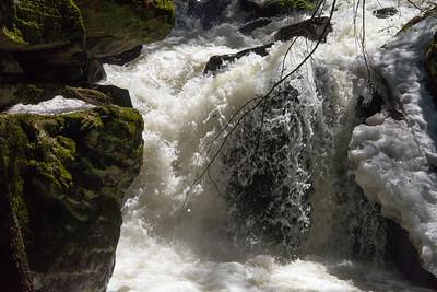 East Jimmy Creek Falls, NY