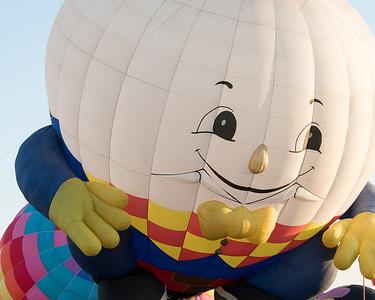 Adirondack Hot Air Balloon Festival, NY