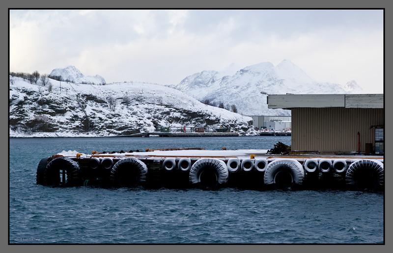 Winter Quay III<br /> Bodø harbour