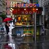Hot dog<br /> Noodle kiosk, Vienna