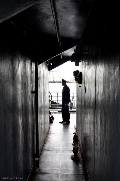 Passage<br /> Onboard RS Admiral Tjabanenko