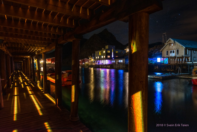 Lighted Quays