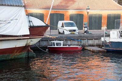 Rémy's little boat