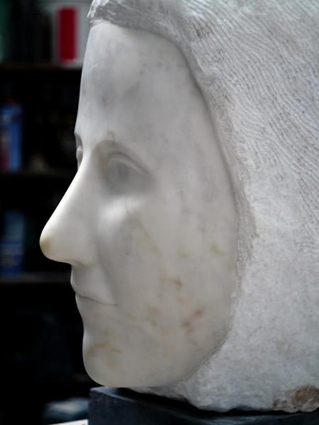 Louisa 2. Chillagoe marble, granite, bluestone 2009 collection Supreme Court Melbourne
