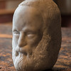 """male head #3 Variation on a theme Felton"" Sold"