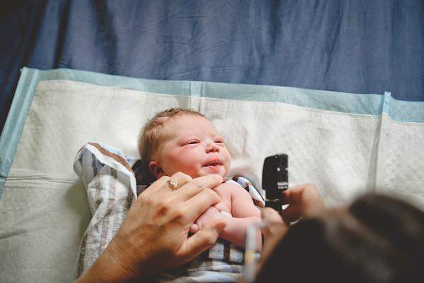 Leonie - Amy Jay Photo - Gatineau Home Birth Photography