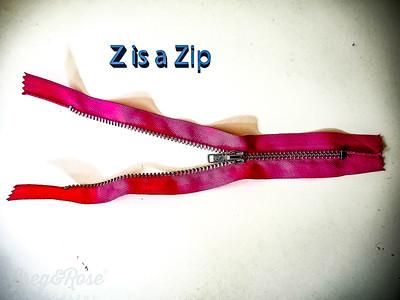 Z is a Zip