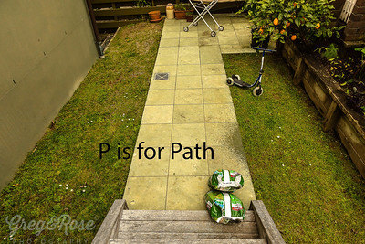 P is for Path