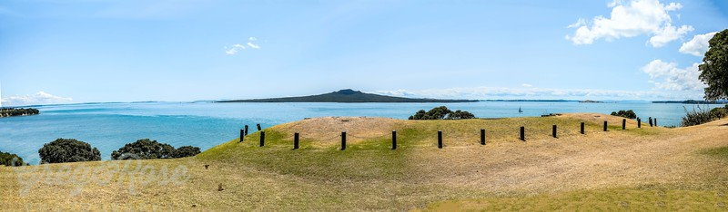 Rangitoto Island and the Huaraki Gulf