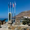 War Monument at Hora Sfakion, Crete