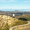 Rose taking Photos from Te Mata Peak