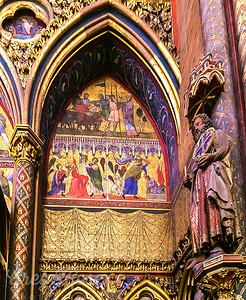 Walls of La Chapelle